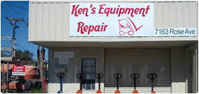 kens equipment repair orlando